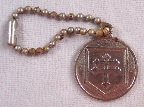 314th Infantry AEF 1946 Reunion Medal Souvenir