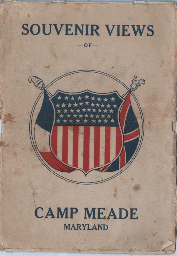 Camp Meade - Camp Meade - Souvenir Views - Cover
