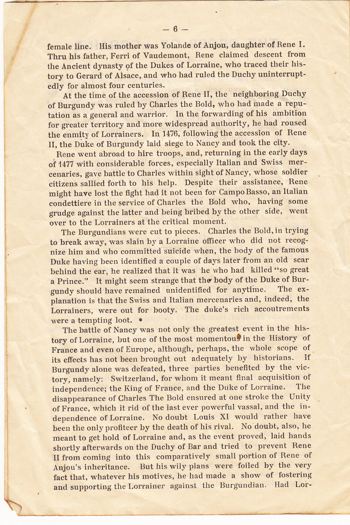 The Lorraine Cross Story of the 79th Division Insignia - Page 4
