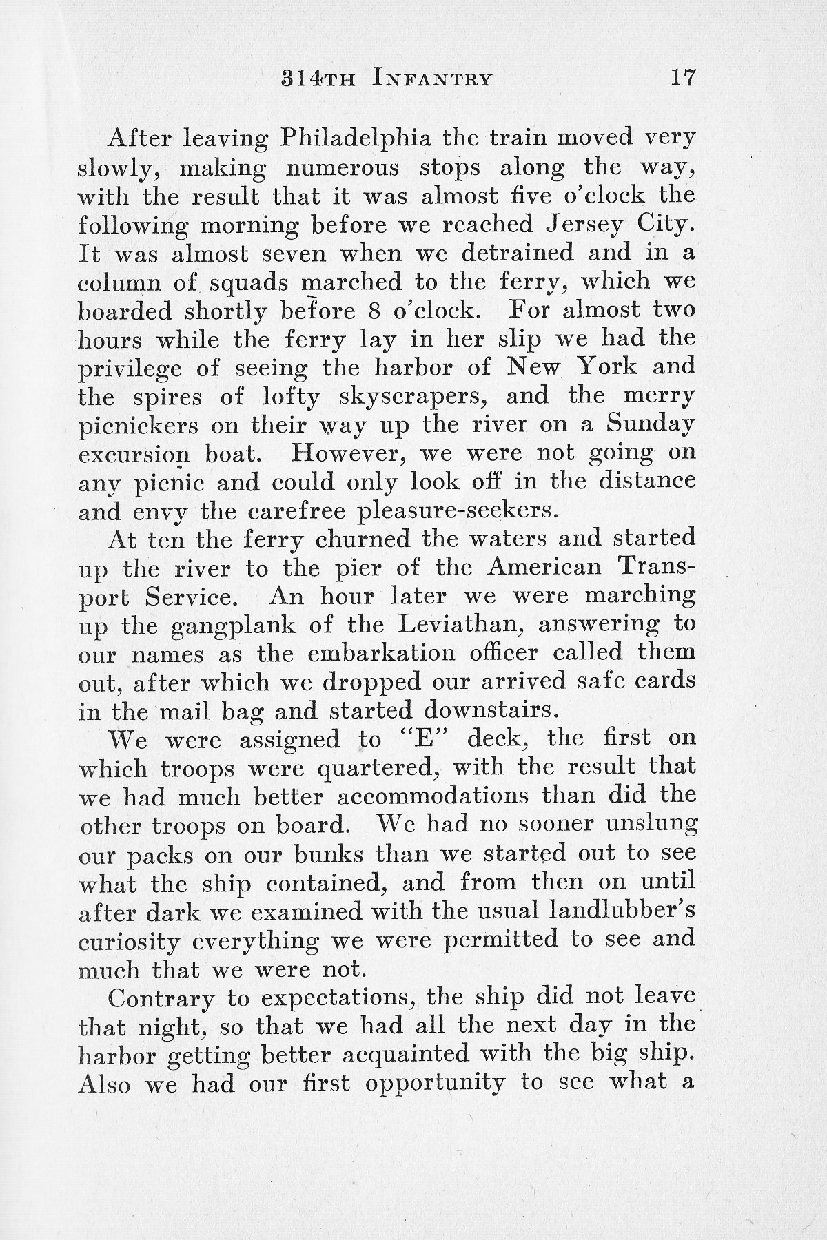 History of Company G 314th Infanty - Page 017