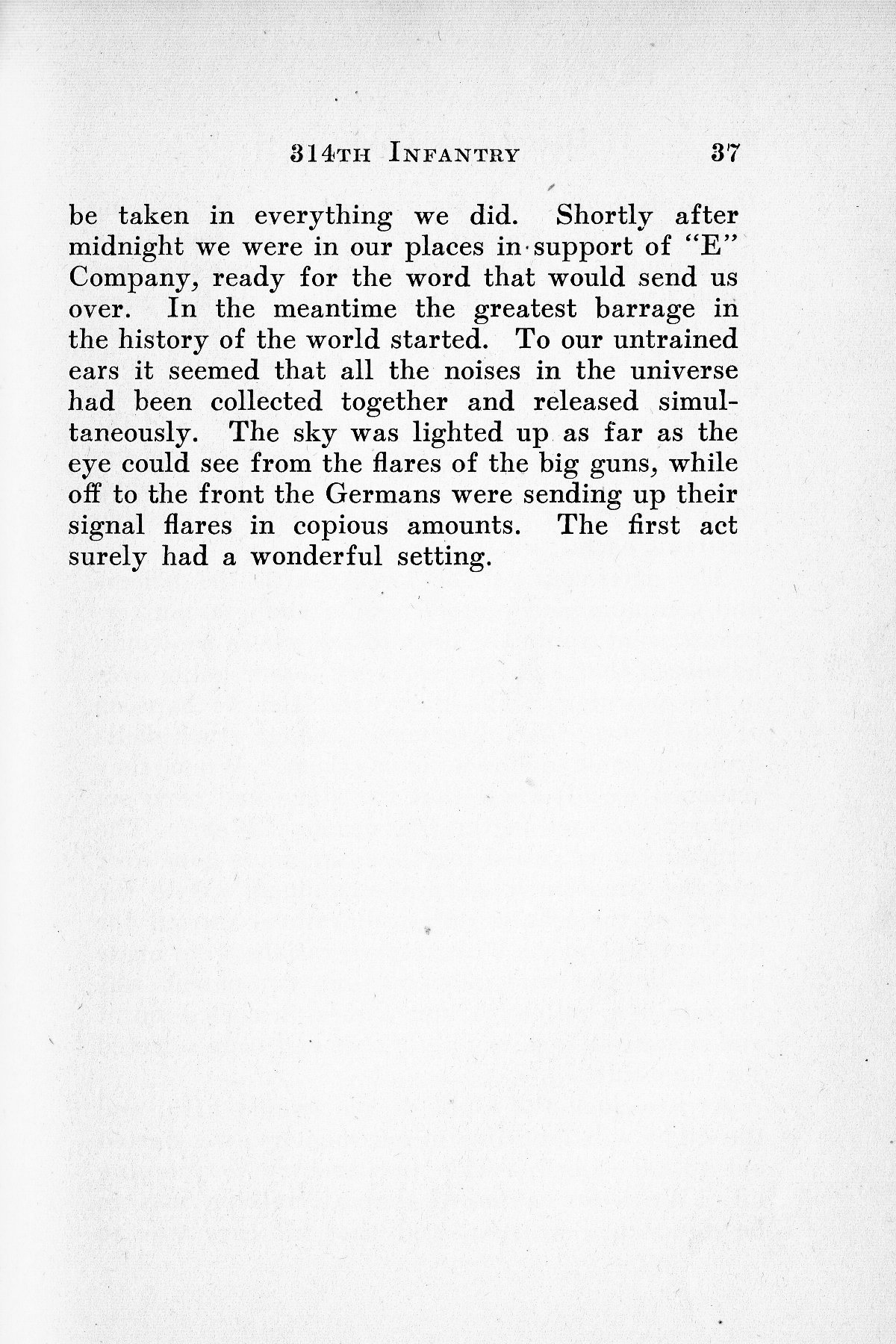 History of Company G 314th Infanty - Page 037