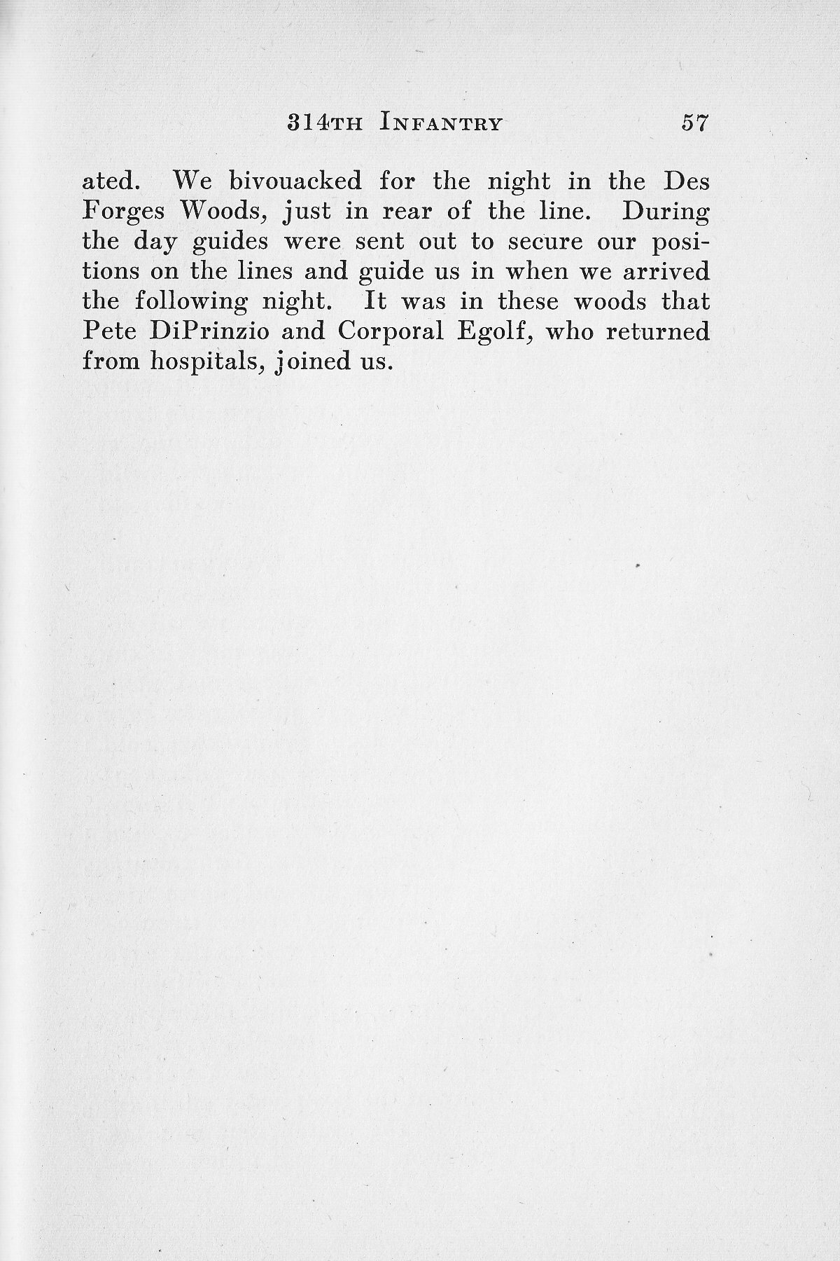 History of Company G 314th Infanty - Page 057