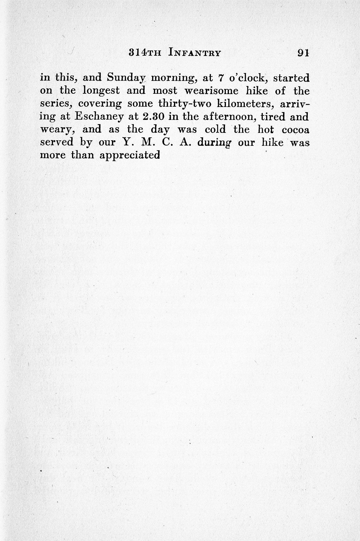 History of Company G 314th Infanty - Page 091