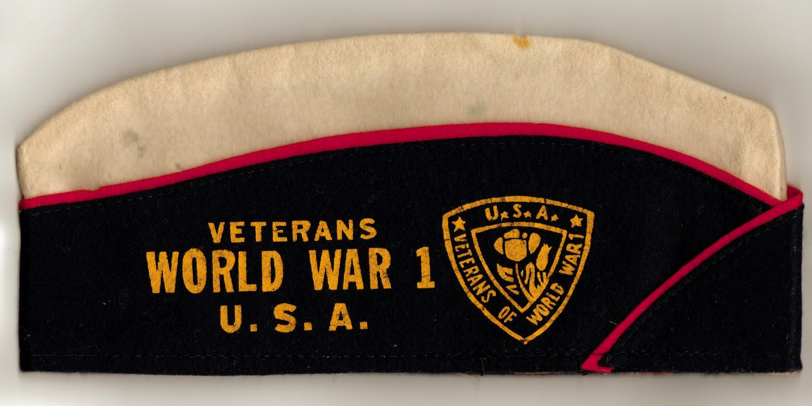 Hoard Johnson Veteran Cap