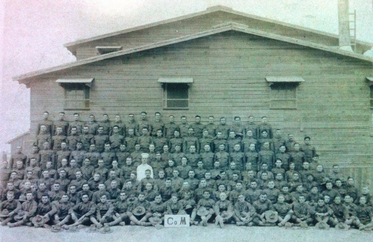 314th Infantry Regiment Company M including Daniel Heckert