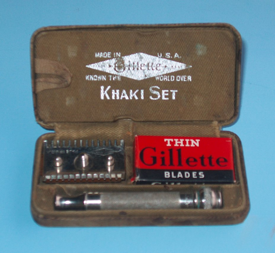314th Infantry World War I Shaving Kit