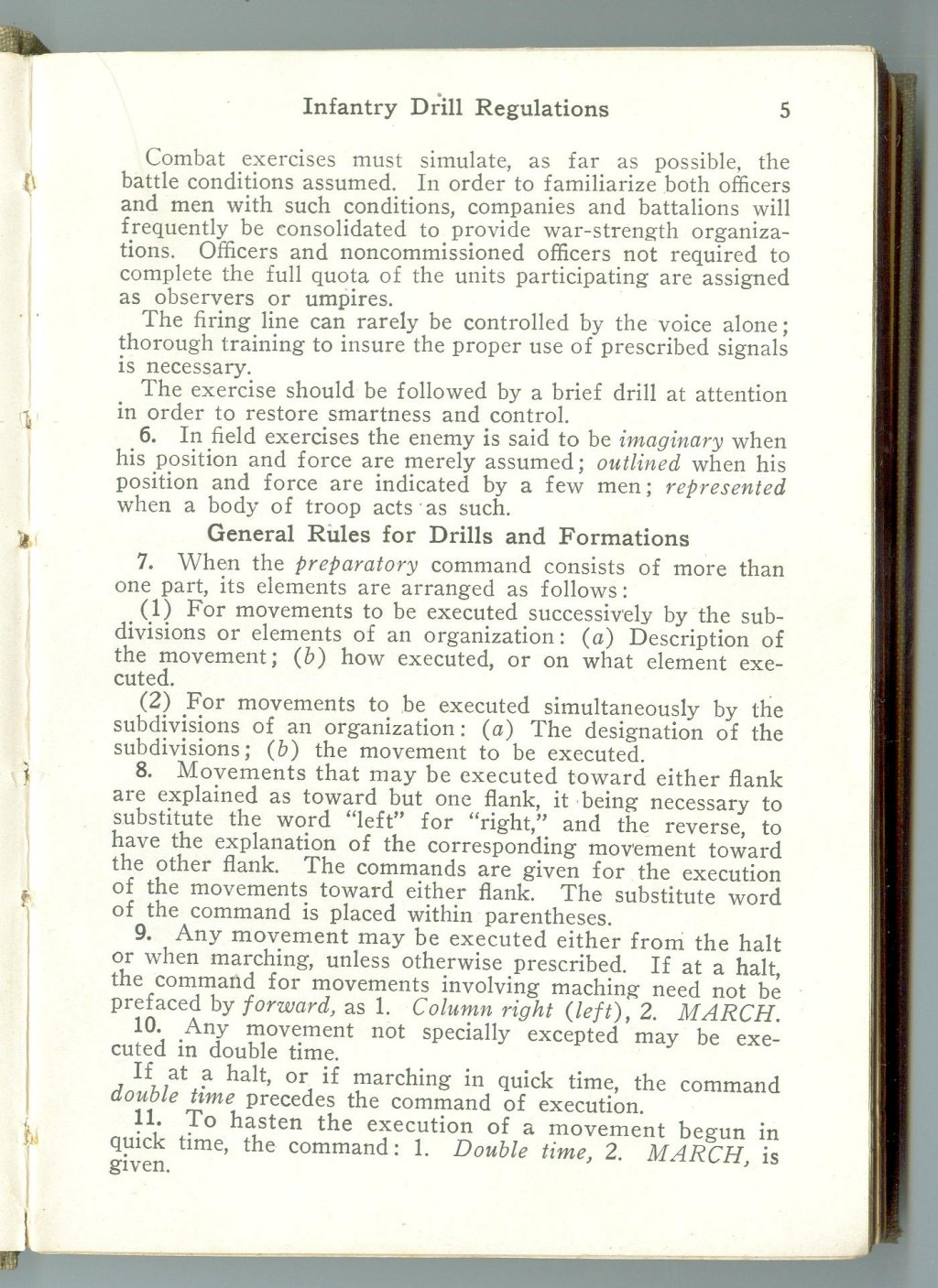314th Infantry Regiment - Infantry Soldiers Handbook - Waldron - Page 005