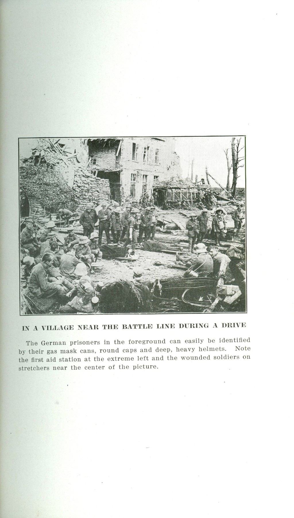 Veterans 314th Infantry Regiment A.E.F. - Under The Lorraine Cross - book by Arthur H. Joel - 1921 - Page 040