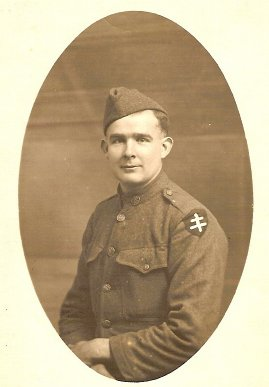 Frank S Miller 314th Infantry Company C